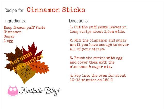 Cinnamon Sticks AF