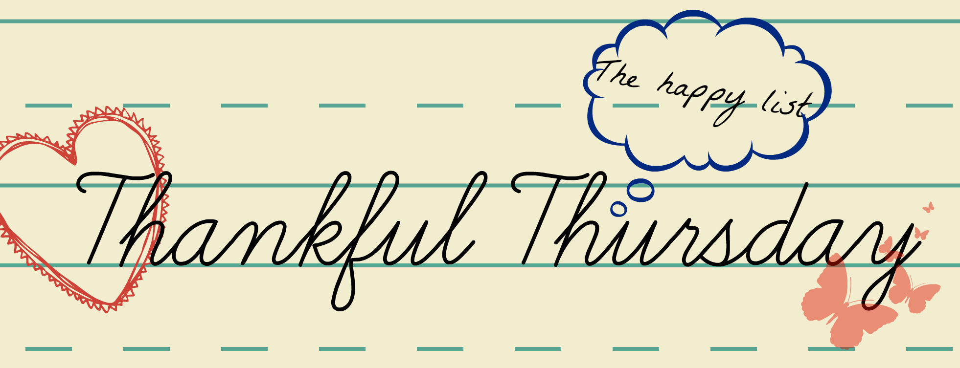 Grateful thoughts lead to gracious words