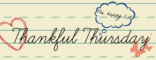 Thankful Thursday Font