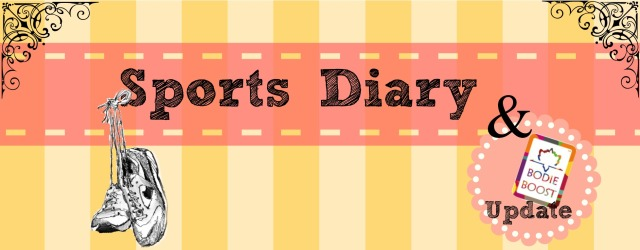 Sports Diary + BB update